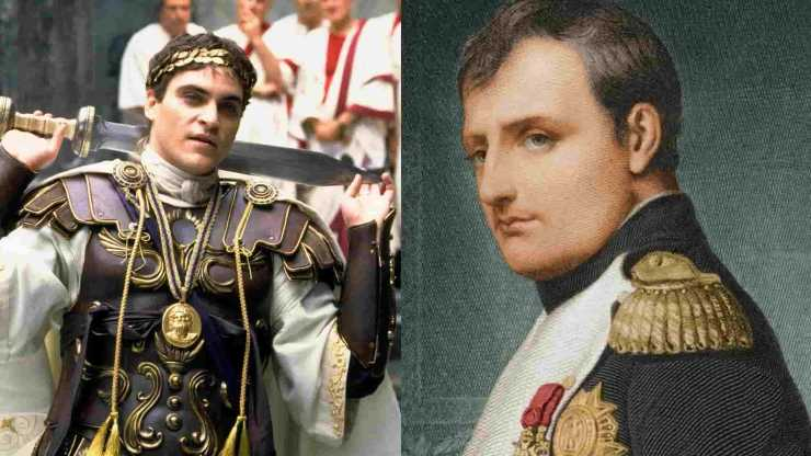 Oscar winner Joaquin Phoenix to play 19th century French Emperor & Military General Napoleon Bonaparte in Ridley Scott's Kitbag.