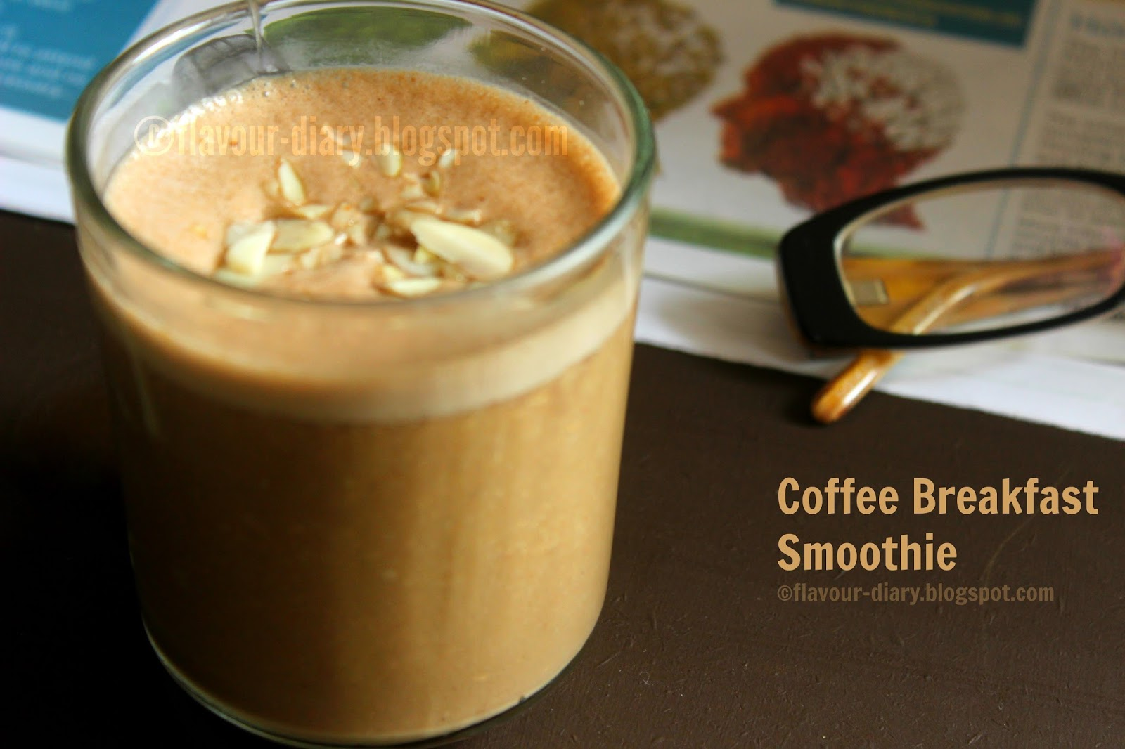 Coffee Breakfast Smoothie Recipe