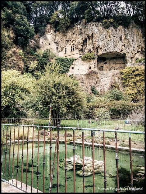 grottes villecroze