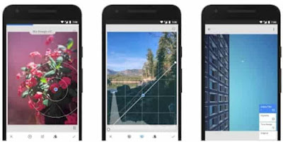 snapseed aplikasi fotografi android