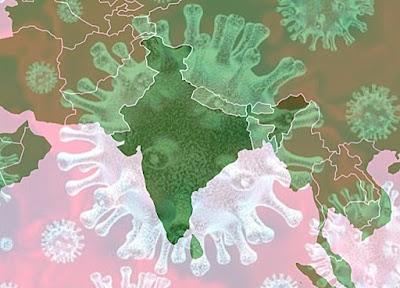 Coronavirus cases in India crossed 1 Lakh mark.