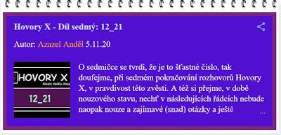 Hovory X - Díl sedmý: 12_21