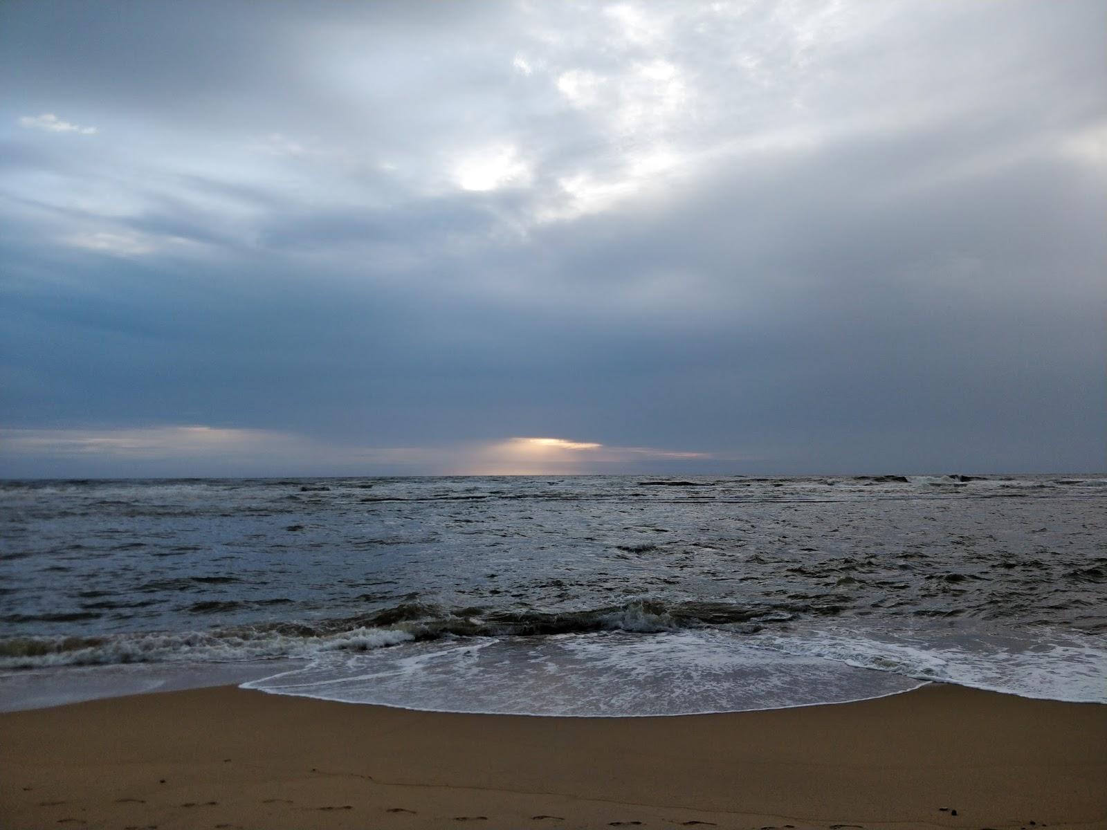 Sea view and a provate beach at Earl's Reef Beruwala