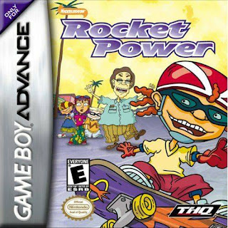 Rocket Power: Dream Scheme ( BR ) [ GBA ]