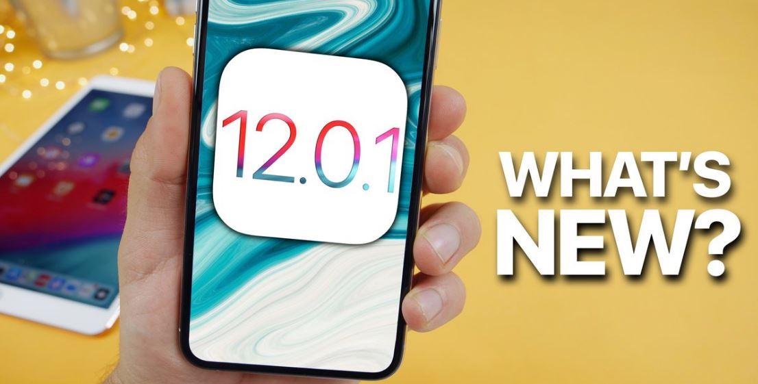 Cara Mengunduh dan Menginstal iOS 12.0.1