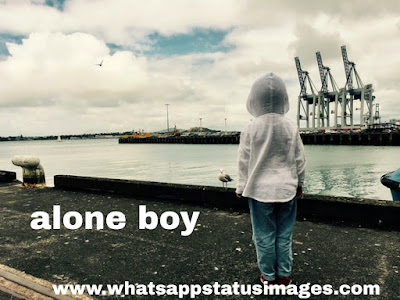 Alone Boy Images