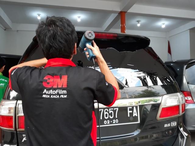 Reza Kaca Film Semarang