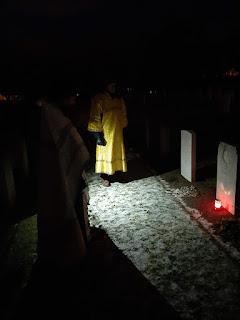 В День Неизвестного солдата в Исландии совершили панихиду у памятника погибшим морякам Полярных конвоев