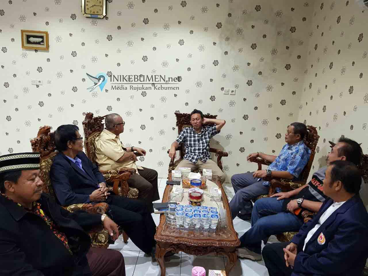 Azam Fatoni: KONI Tak Pernah Usulkan Anggaran Pra Porprov Lewat Disporawisata Kebumen