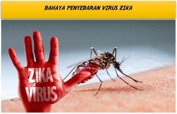 Gawat Virus Zika di Indonesia, Tetap Waspada!