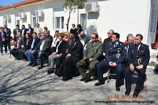 """Η Υφυπουργός Εσωτερικών (Μακεδονίας-θράκης) Μαρία Κόλλια-Τσαρουχά, εγκαινίασε τον Ξενώνα """"Θάλεια"""". (ΦΩΤΟ)"""