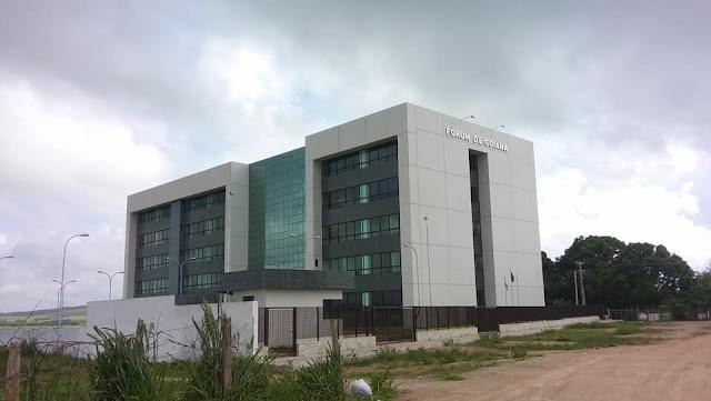 Novo Fórum inicia atividades em Goiana RMR