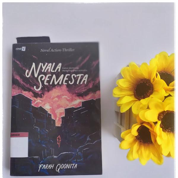 Resensi Buku: Novel Nyala Semesta Farah Qoonita