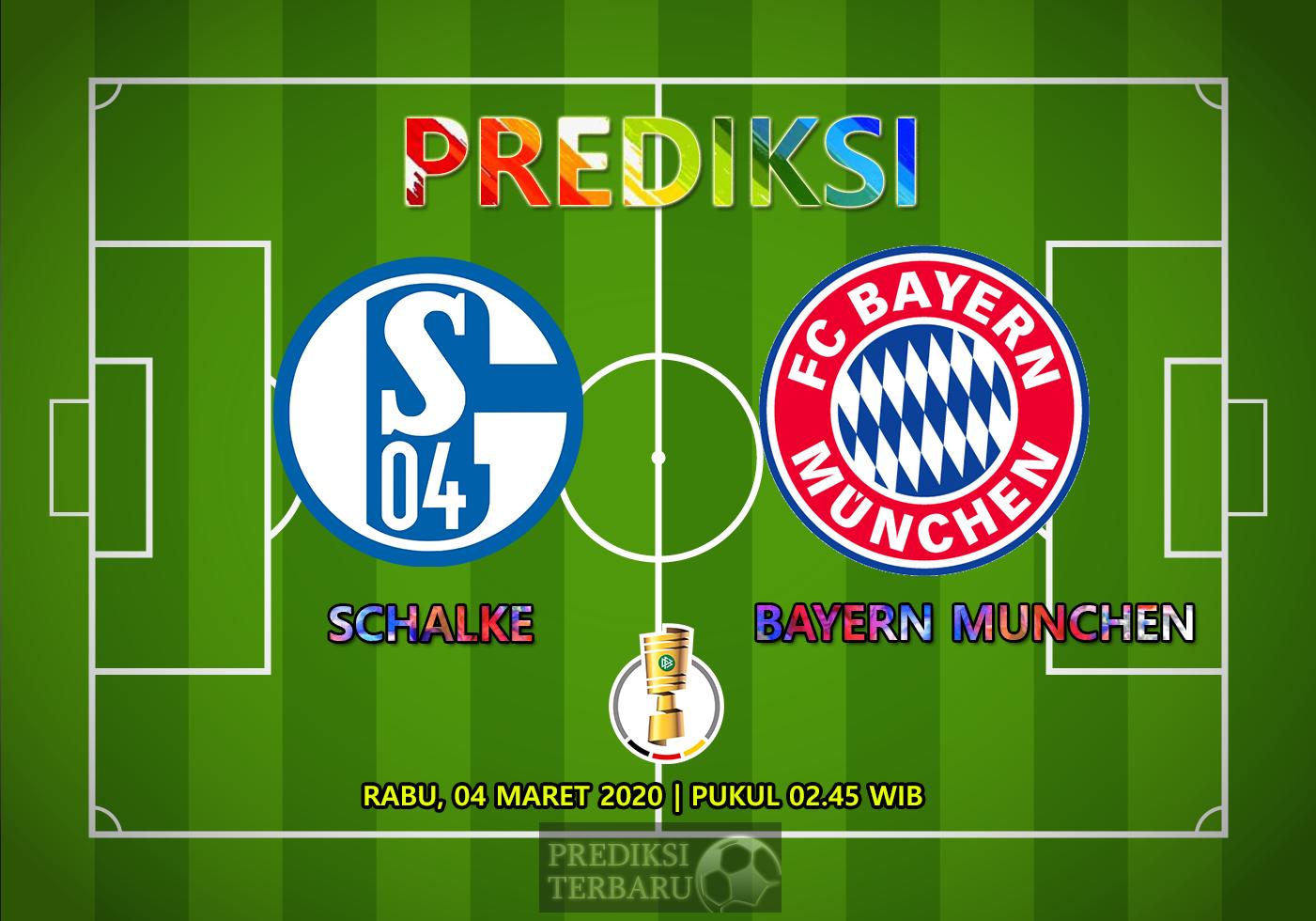 Prediksi Schalke 04 Vs Bayern Munchen Rabu 04 Maret