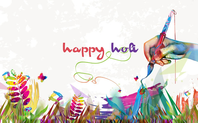Happy Holi Graphics