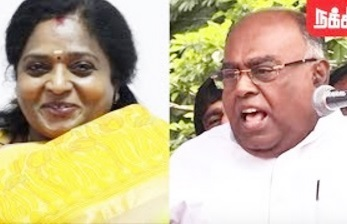 Most Funny Speech | Pala. Karuppiah about BJP leader Tamilisai Soundararajan | Ban NEET