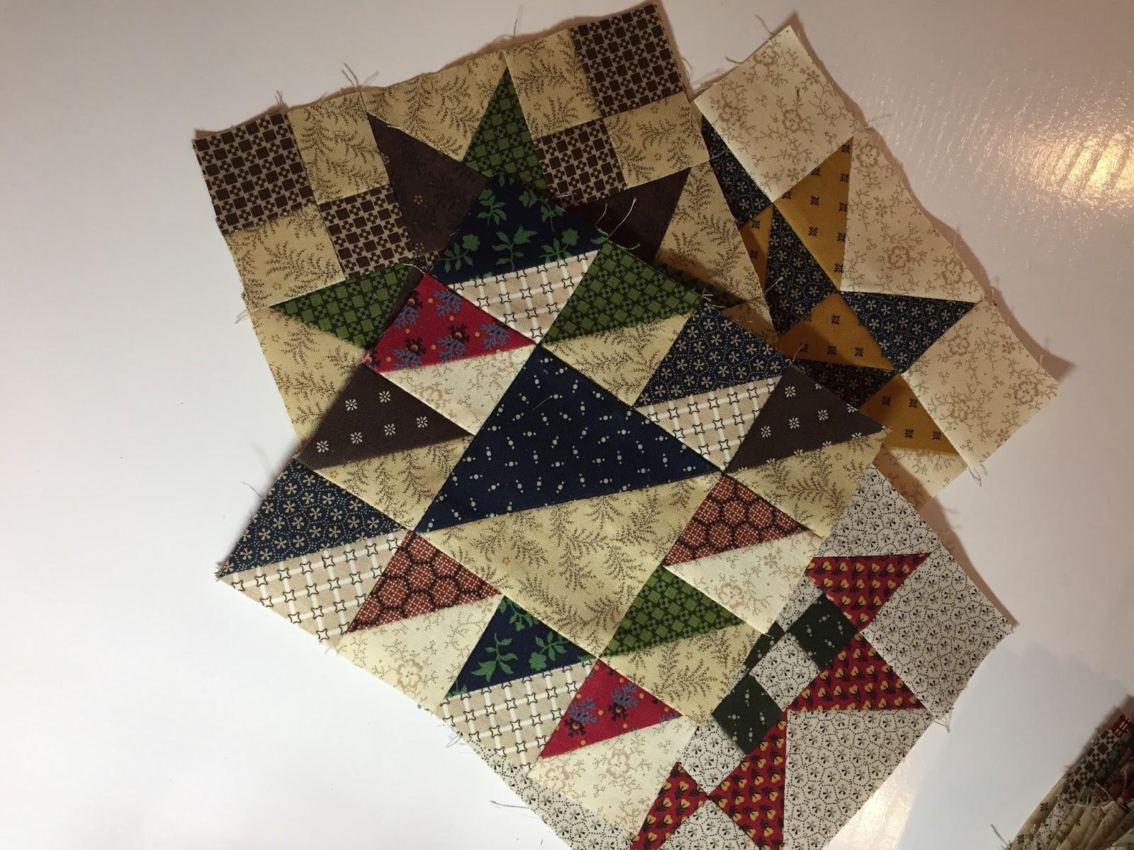 red crinoline quilts