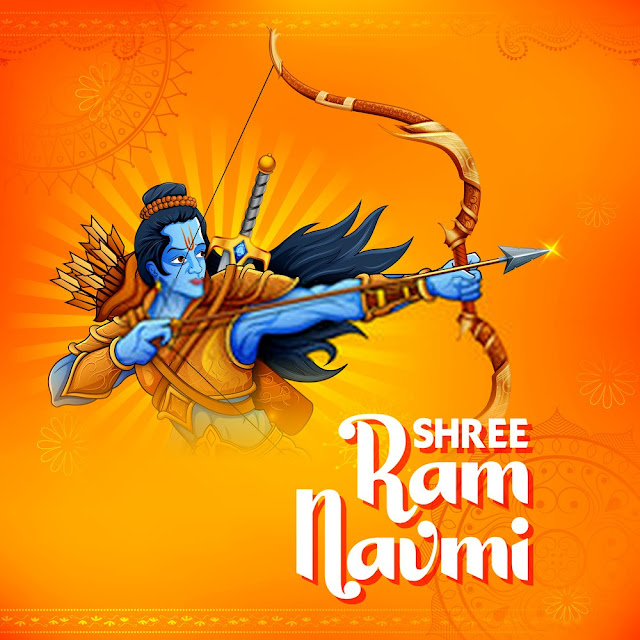 Shree Ram Navami status in hindi