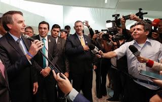 """Após censura do STF, Bolsonaro diz que """"liberdade de expressão é direito inviolável"""""""