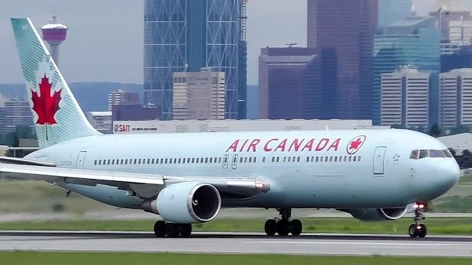 Falha técnica faz Boeing 767 da Air Canada retornar a Madrid