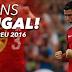 Portugal - Campeão Europeu 2016