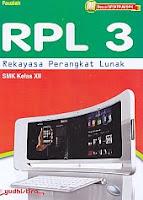 AJIBAYUSTORE Judul Buku : RPL 3 - Rekayasa Perangkat Lunak SMK Kelas XII Pengarang : Fauziah   Penerbit : Yudhistira