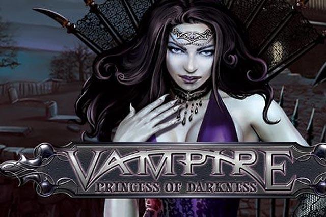 ULASAN SLOT PLAYTECH VAMPIRE PRINCESS OF DARKNESS