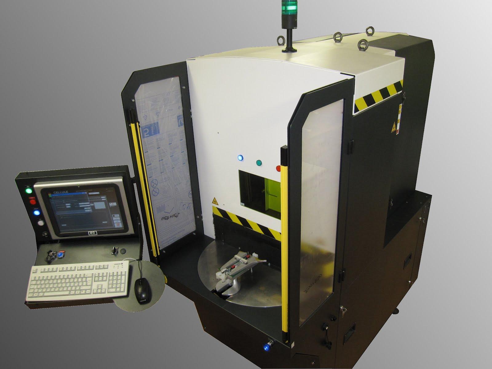 graver numéro de série laser