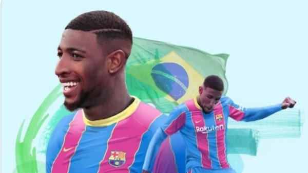 Oficial: El FC Barcelona ficha a Emerson Royal