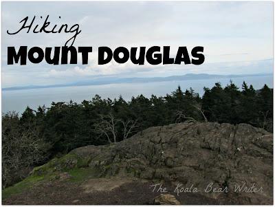 Hiking Mount Douglas in Victoria, BC
