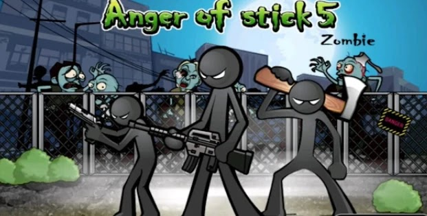 Anger of stick