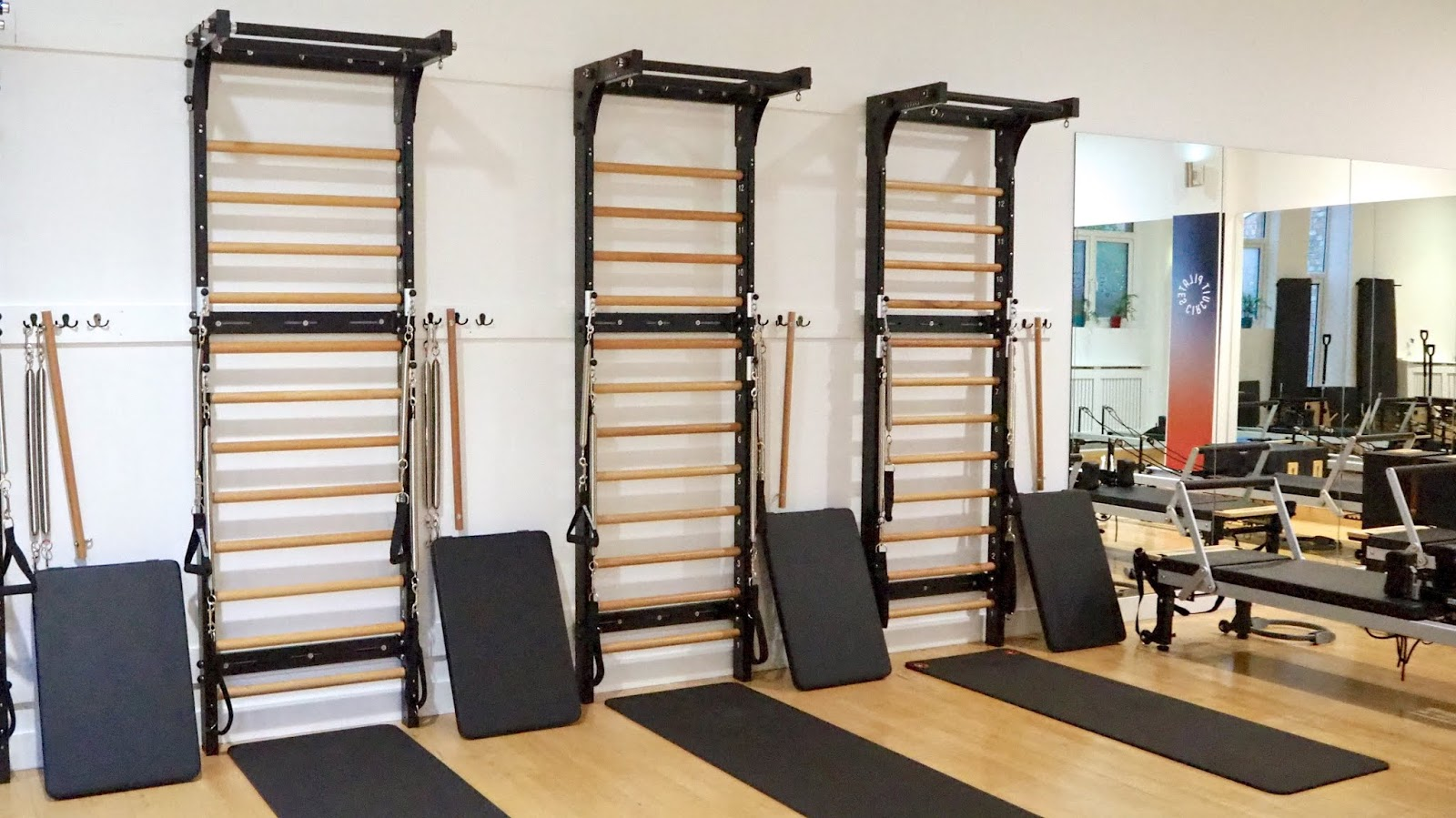 Pilates Fuse Ladders in London