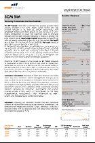 Studio societario di IR Top Research su Solutions Capital Management SIM