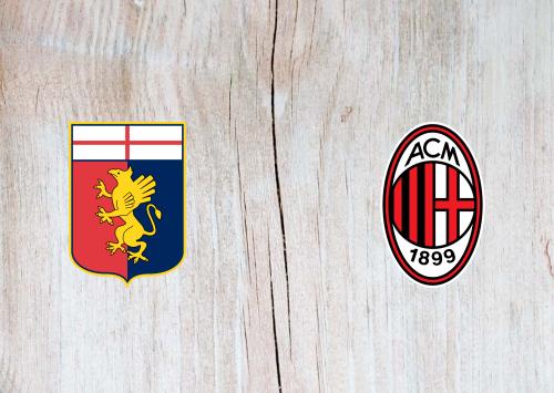 Genoa vs Milan -Highlights 5 October 2019
