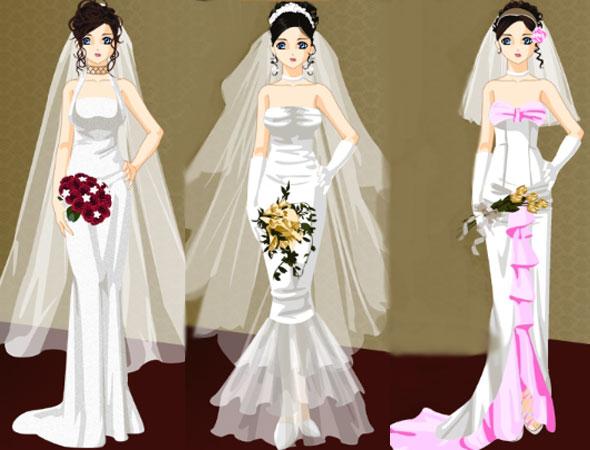 GAME BAJU PENGANTIN WEDDING DRESS UP UNTUK PC - Download ...
