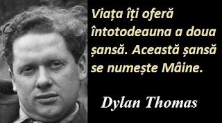 14 mai: Ziua Internațională Dylan Thomas