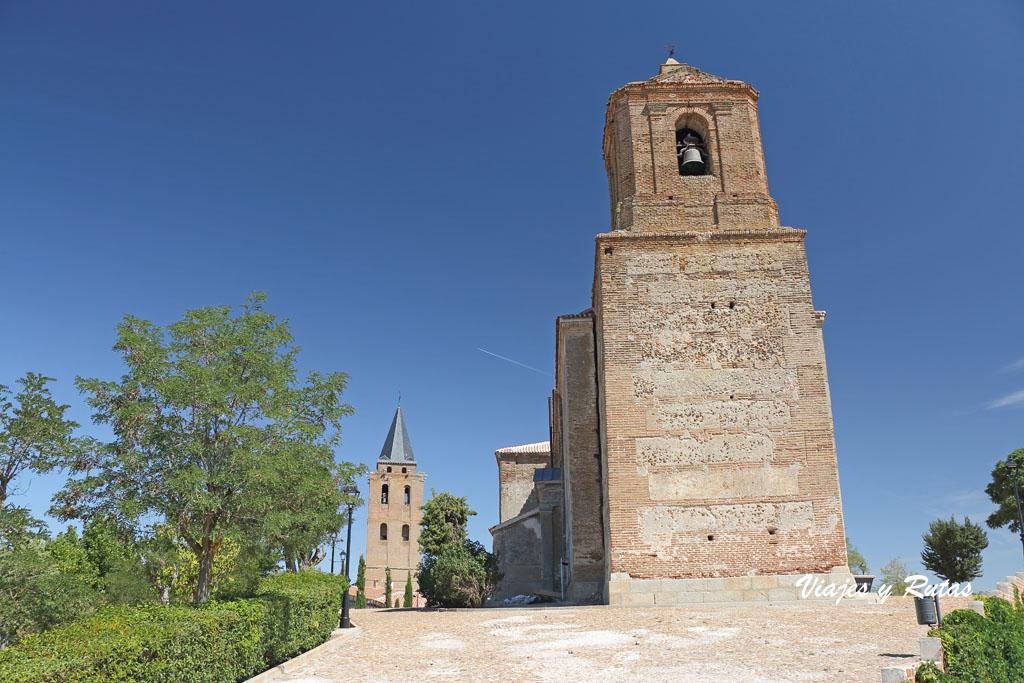 Iglesia de Santa María del Castillo de Madrigal de las Altas Torres