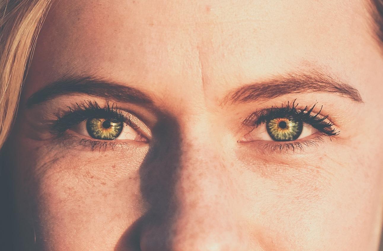 Tiger Lens Eyes DP for Girls