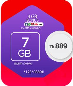 Robi Internet Offer | Robi all package Update Data Pack  2018