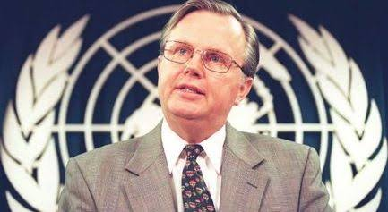 Hans Corell critica a la UE por comercializar ilegalmente con los recursos naturales del Sáhara Occidental.