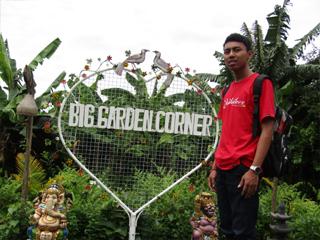 Tempat Wisata Big Garden Corner Denpasar Bali