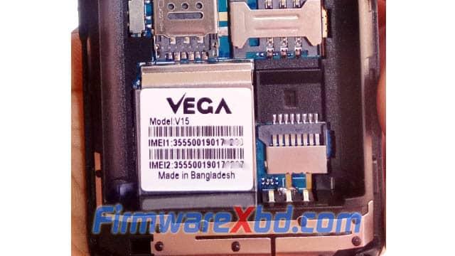 Vega V15 Flash File Download