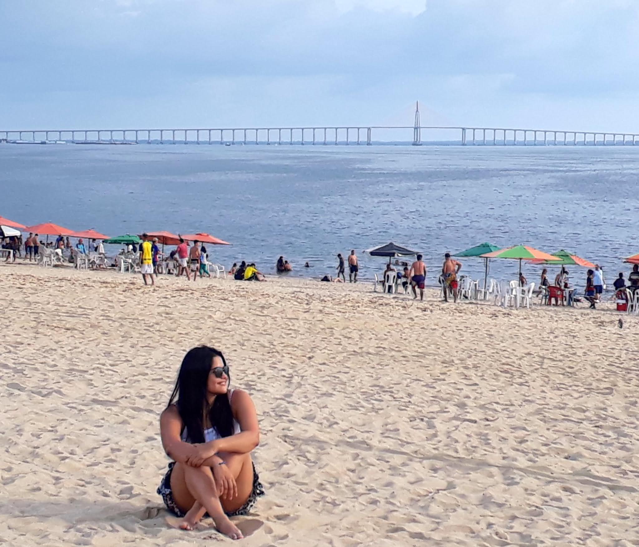 praia de ponta negra em manaus