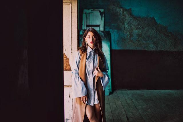 Tamanna photoshoot pics for pernia pop up shop magazine
