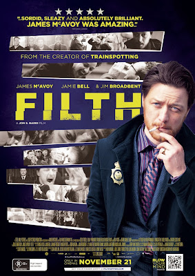 Filth ตำรวจพันธุ์จิตป่วน