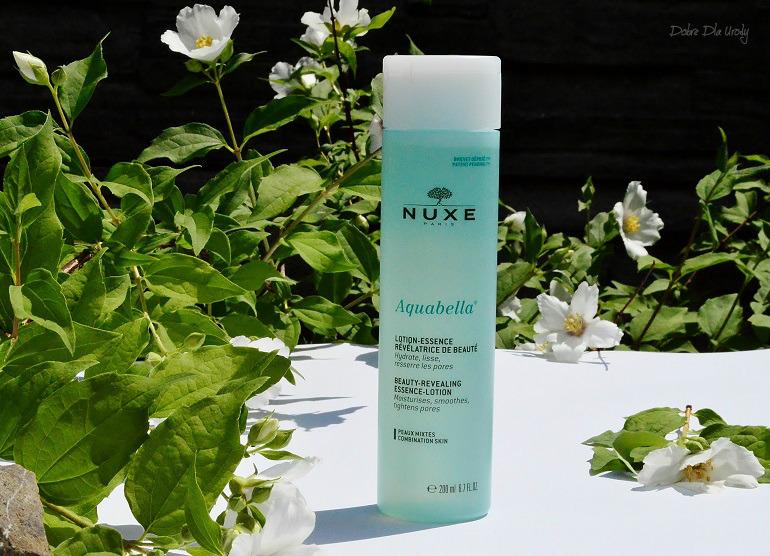 Tonik-Esencja odkrywająca piękno skóry Aquabella recenzja