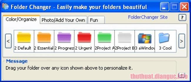 Download Folder Changer 4.0.0 Full Crack