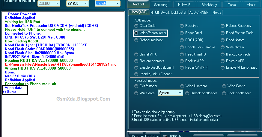 Computer Enter: How to Enable Usb Debugging On SPD MTK Android