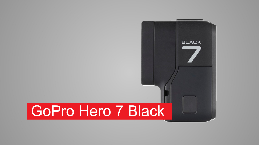 GoPro Hero 7 - Specifications - Review - Price » Shoot My Camera