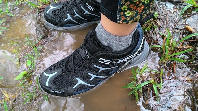 Sandugo Eiger shoes